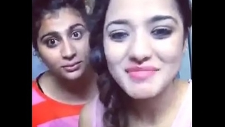 asha added to soni pressing boobs doing dubsmash