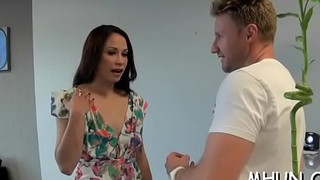 Multiples of stunning orgasms reward mother i'_d like to be thrilled by for nastiness