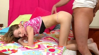 Ava Hardy has a Taking tight Coochie