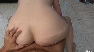 Horseshit Sucking and Riding POV with a Horny, Talented Hoe