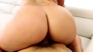 Tow-haired Sweety Nina Kay Has A Big Ass
