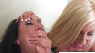 Puma Swede, Jayden, and Brit Angel Fuck